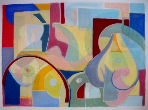 Remuh-Wall-mixed-media-530-x-720, by the artist Helena Orlowski